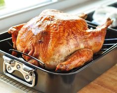 How To Cook a Turkey: The Simplest, Easiest Method — Cooking Lessons from The Kitchn | The Kitchn