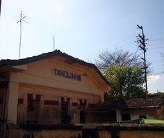 Estação Ferroviária de Tanquinho.