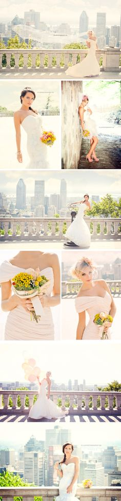 Bride Inspiration. Editorial in montreal. Chich Magazine. bouquet. veil. natural light    http://ellaphotography.ca/published-in-chic-magazine-montreal-wedding-photographer/