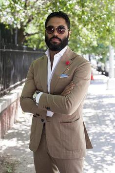 "lastandlapel: ""  Private fitting for @gentlemen_class_ at @attire_house   • Bestetti Trunk Show Today & Tomorrow Mandarin Oriental Hong Kong info@lastandlapel.com • #RiccardoBestetti #trunkshow..."