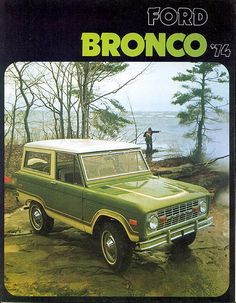 Bring back the bronco ford.....my favorite vehicle