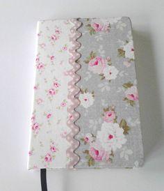 Rosa Chá Atelier : Agenda e Notebook forrados
