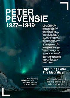 Peter Pevensie