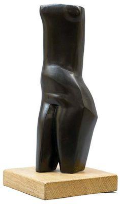 Ossip Zadkine, Torse de femme - 1947 - Zadkine Research Center