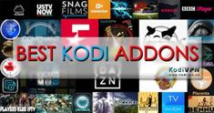 Here is a list of best Kodi addons that will stream free movies, TV shows, Live Sports, & IPTV. How To Jailbreak Firestick, Centro Multimedia, Kodi Android, Kodi Live Tv, Watch Live Tv Online, Live Tv Show, Kodi Builds, Digital Rights Management, Internet Router