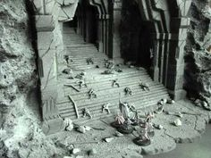 Khazad-Dûm: the mines of Moria