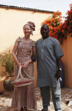 Your Way of Life publication: gambia, koken, your way of life with Agnes van Duffelen