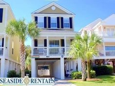 House vacation rental in Surfside Beach, SC, USA from VRBO.com! #vacation #rental #travel #vrbo