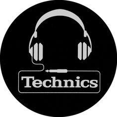 Technics 60642 pair felt helmet logo high quality original/brand new Dj Images, Dj Video, Metallica Art, Technics Turntables, Dj Logo, Dj Setup, Drum Heads, Underground Music, Felt Material
