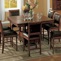 High End Kitchen Table And Chairs