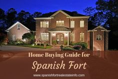 Here is a step by step guide to buying a home in Spanish Fort including strategies, showings, contracts, and closings. Spanish Fort Al, Step Guide, Home Buying, Mansions, House Styles, Stuff To Buy, Home Decor, Forts, Spanish