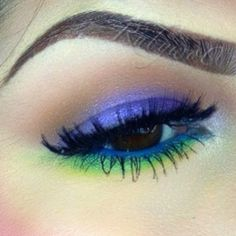 Vibrant Violet pressed pigment from Lancome- @rubywo0