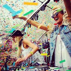 Nervo and Confetti
