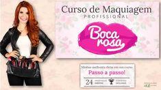 Curso Maquiagem Profissional Online – Blog Boca Rosa