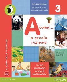 a scuola insieme 3 - discipline by utenti dapassanosezionec - issuu Case Study, Free Books, Book Design, Make It Simple, Homeschool, Public, Author, Education, Math