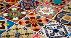 Talavera - Tile Decals - Tile Stickers - Talavera Traditional Tiles - Tiles for Kitchen - Kitchen Backsplash - PACK OF 48 <-----------------------------------LINKS-----------------------------------> To view more Art that will look gorgeous on Your Walls Visit our Store: