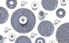 Warp and Reason China Collection by Richard Brendon and Patternity