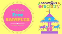 Baby Freebies, Babies R Us, How To Make Diy, Baby Registry, Free Samples, Pregnancy, Pregnancy Planning Resources
