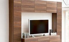 Moderne Wohnwand - Interior Design