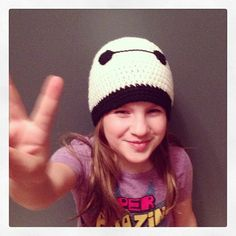 604ef894ff6 Crochet Hat - Kid Crochet Hat - Ready To Ship - Big Hero 6 - Baymax  Inspired Crochet Beanie Hat - Toddler Youth Adult