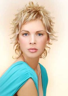 Womens hairstyle Short
