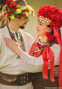 Photo by Anna Senik, http://www.ladna-kobieta.co...,bride and groom, Ukraine, from Iryna with love