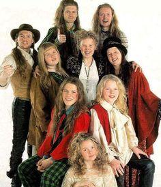Caroline Kelly, Paul Kelly, Folk Music, My Music, Angelo Kelly, Maite Kelly, The Kelly Family, Barbara Ann, Family Photos