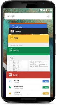 8 Reasons Why Google Android 5.0 Lollipop is Best Ever Android Release #AndroidL