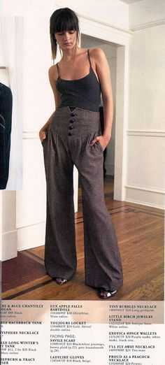 Urban Outfitters: Sequins,High-Waisted Trousers