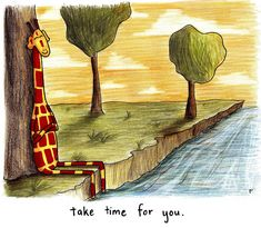 Get Some Inspiration From The World's Tallest Mammal - World's largest collection of cat memes and other animals Giraffe Quotes, Giraffe Art, Cute Giraffe, Elephant, Beautiful Creatures, Animals Beautiful, Animals And Pets, Cute Animals, Strange Animals
