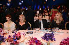 """Le 15 mars, la princesse Lalla Salma du Maroc a participé au dîner de gala de la fondation """"children of Africa"""" à Abidjan."""