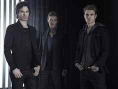Who's your Vampire Diaries boyfriend?