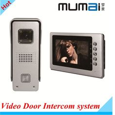 "126.08$  Watch here - http://aliv7v.worldwells.pw/go.php?t=32783651620 - ""Fast shipping!7""""TFT LCD Monitor Colour Video Door Phone Intercom System +700TVL Waterproof Doorbell Outdoor Security Camera  """