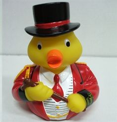 Duckmaster CelebriDUCK _____________________________ Reposted by Dr. Veronica Lee, DNP (Depew/Buffalo, NY, US)