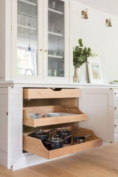 60 Clever Clean Kitchen Storage Organization Ideas 5b19826d3b25a