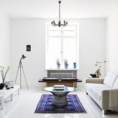 The eclectic minimalist - mixing and matching with modern simplicity!