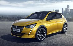 New 2019 Peugeot 208 supermini to star at Geneva - pictures Peugeot 208, 3008 Peugeot, Audi A1, Auto Motor Sport, Sport Cars, Cruise Control, Mazda, 3008 Gt, Station Wagon