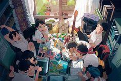 The Art Of Animation, Pochi1989