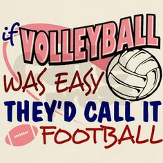 Show your love for volleyball with t-shirts from SporTees & More. We carry volleyball t-shirts, volleyball sweatshirts, and volleyball hoodies. Thank you for purchasing our volleyball t-shirts.