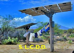 Solar Haven - self sufficient living without utility costs or a big mortgage