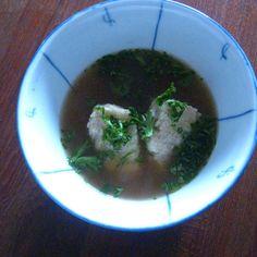 Farina Dumplings Recipe on Yummly Farina Dumplings Recipe, Dumpling Recipe, Main Dishes, Side Dishes, Food 52, Palak Paneer, Soup Recipes, Noodles, Favorite Recipes