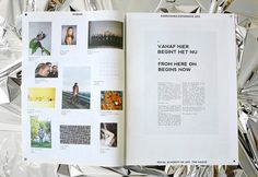 From here on begins now on Behance