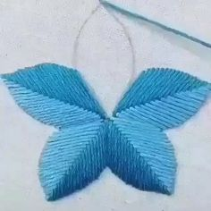 hand embroidery patterns for beginners Hand Embroidery Patterns Flowers, Hand Embroidery Videos, Embroidery Stitches Tutorial, Creative Embroidery, Learn Embroidery, Hand Embroidery Stitches, Hand Embroidery Designs, Crewel Embroidery, Embroidery Kits