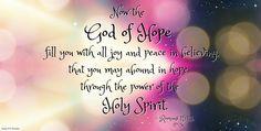 https://flic.kr/p/Tp6NEm | Romans 15:13