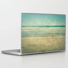 Life's+A+Beach+Laptop+&+iPad+Skin+by+ARTbyJWP+-+$30.00