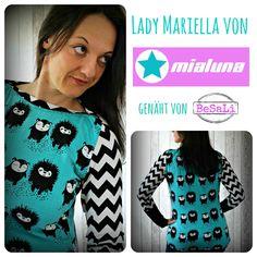 Mialunas Neue: LADY MARIELLA Basic Shirts, Lady, Bunt, Blouse, Inspiration, Tops, Fashion, Daughter, Womens Fashion