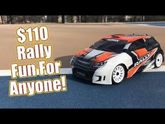 On our channel we primarily feature hobby grade RC vehicles, but we know good toy grade vehicles need some love too. This time we have a radio control car that hovers the line between toy grade and hobby grade RC. The Latrax Rally is a 1/18-scale electric ready to run on-road car that has the...