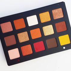 Natasha Denona Sunset Palette - Gorgeous palette to create warm tones looks with