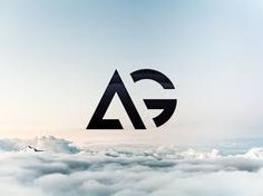 AG – The finished logo by Maxime Siméon in Logo design - Graphic Templates Search Engine Dj Logo, Logo Branding, Branding Design, Brand Identity Design, Corporate Branding, Logo Desing, Font Logo, Logo Inspiration, Personal Logo