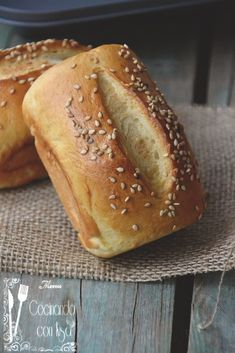Recipes With Yeast, Bread Recipes, Pan Bread, Bread And Pastries, Sin Gluten, Food Truck, Hot Dog Buns, Bakery, Food And Drink